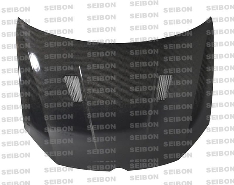 Seibon Carbon Fiber Hood   10-14 Volkswagen Golf/GTI/R (3DR,4DR)