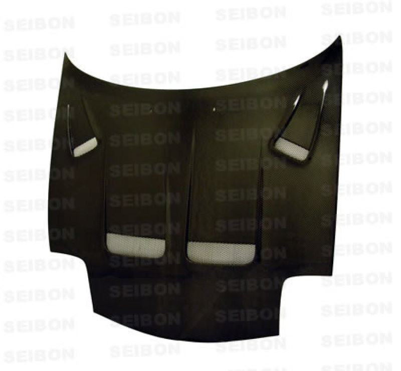 Seibon Carbon Fiber Hood   93-02 Mazda RX-7 (3DR)