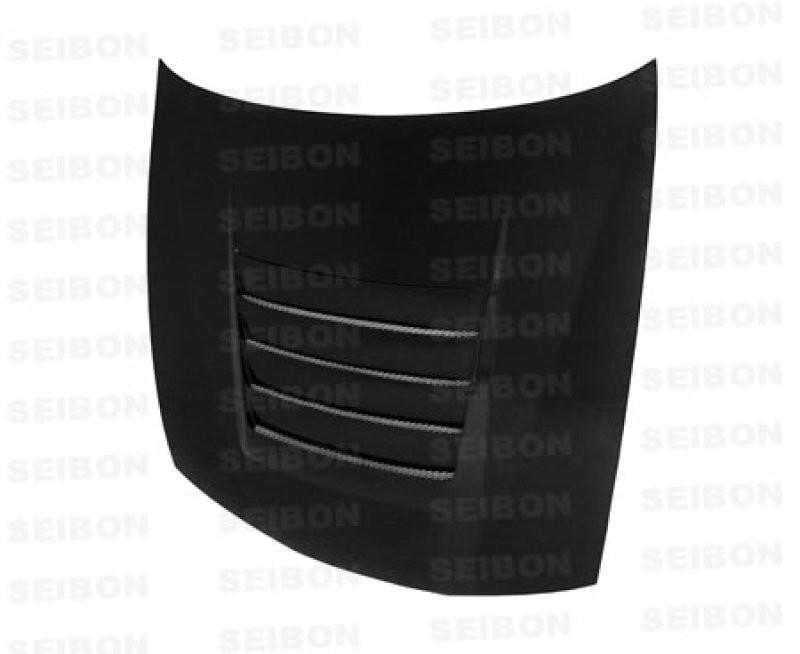 Seibon Carbon Fiber Hood | 97-98 Nissan 240SX (2DR)