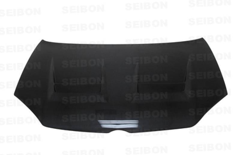 Seibon Carbon Fiber Hood | 06-09 VW Golf GTI (3DR,4DR)