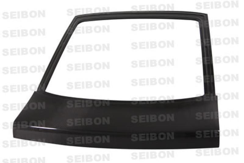 Seibon Carbon Fiber Trunk Lid | 89-94 Nissan 240SX HB (3DR)