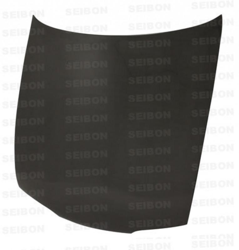 Seibon Carbon Fiber Hood   95-96 Nissan 240SX (2DR)