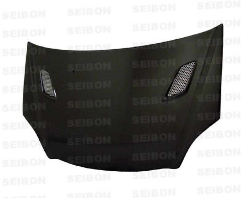 Seibon Carbon Fiber Hood   02-05 Honda Civic SI (3DR)