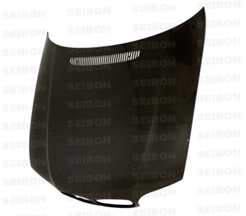 Seibon Carbon Fiber Hood   04-06 BMW E46 3 Series (2DR)