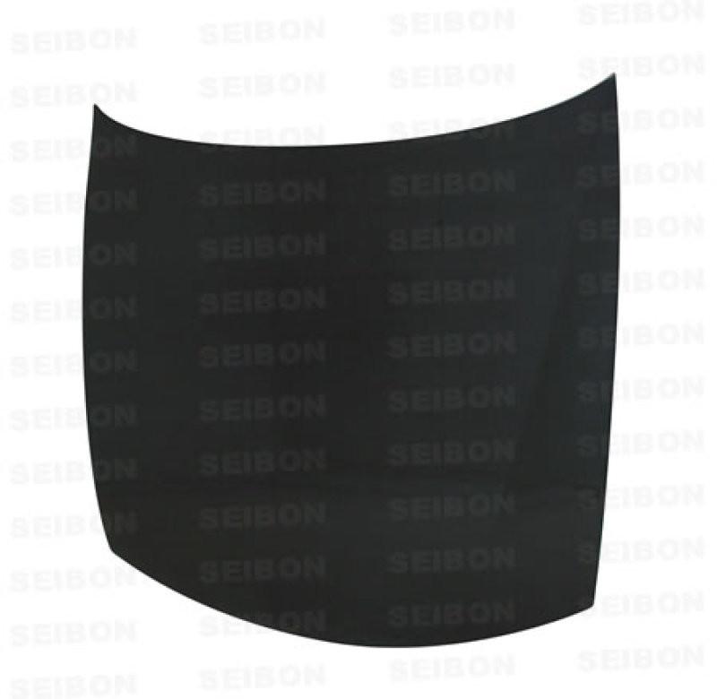 Seibon Carbon Fiber Hood | 97-97 Nissan 240SX (2DR)