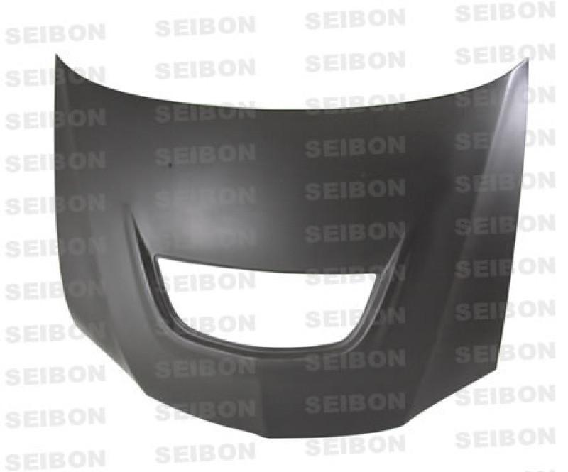 Seibon Carbon Fiber Trunk Lid   03-07 Mitsubishi Lancer EVO (4DR)