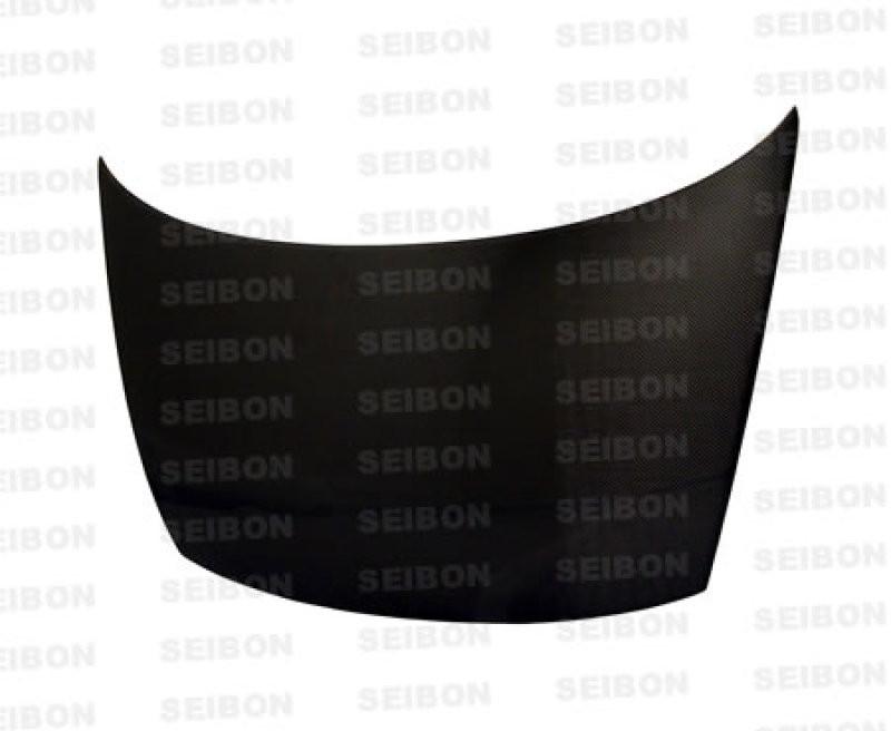 Seibon Carbon Fiber Hood   06-10 Honda Civic (2DR)