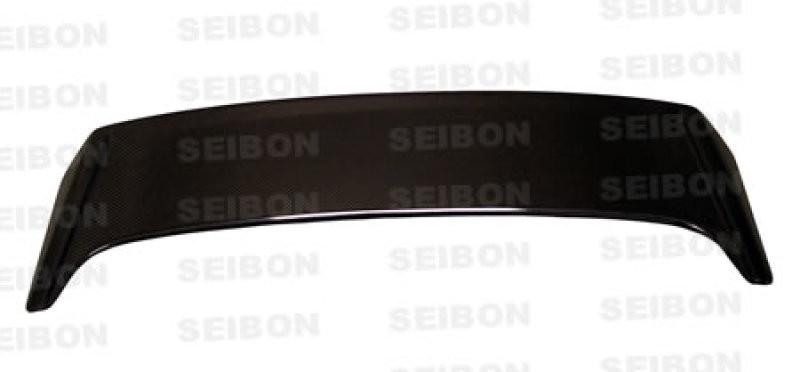 Seibon Carbon Fiber Rear Spoiler | 97-01 Honda Prelude (2DR)