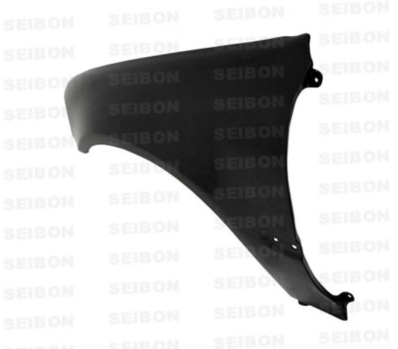 Seibon Carbon Fiber Fenders | 92-95 Honda Civic (2DR)