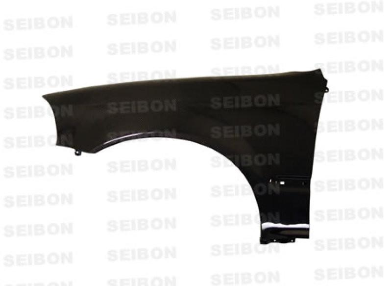 Seibon Carbon Fiber Fenders | 96-98 Honda Civic (2DR,3DR,4DR)