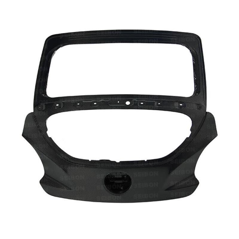 Seibon Carbon Fiber Trunk Lid   12-17 Hyundai Veloster (3DR&4DR Hatchback)