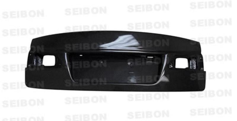 Seibon Carbon Fiber Trunk Lid | 06-13 Lexus IS/IS F (4DR)