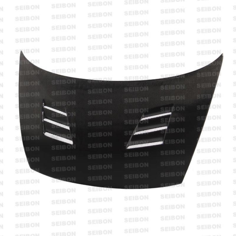 Seibon Carbon Fiber Hood | 06-10 Honda Civic (4DR)