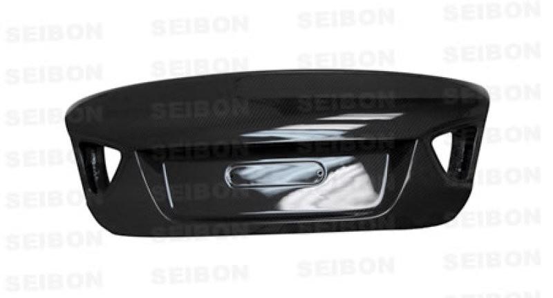 Seibon Carbon Fiber Trunk Lid   06-08 BMW E90 3 Series / M3 (4DR)
