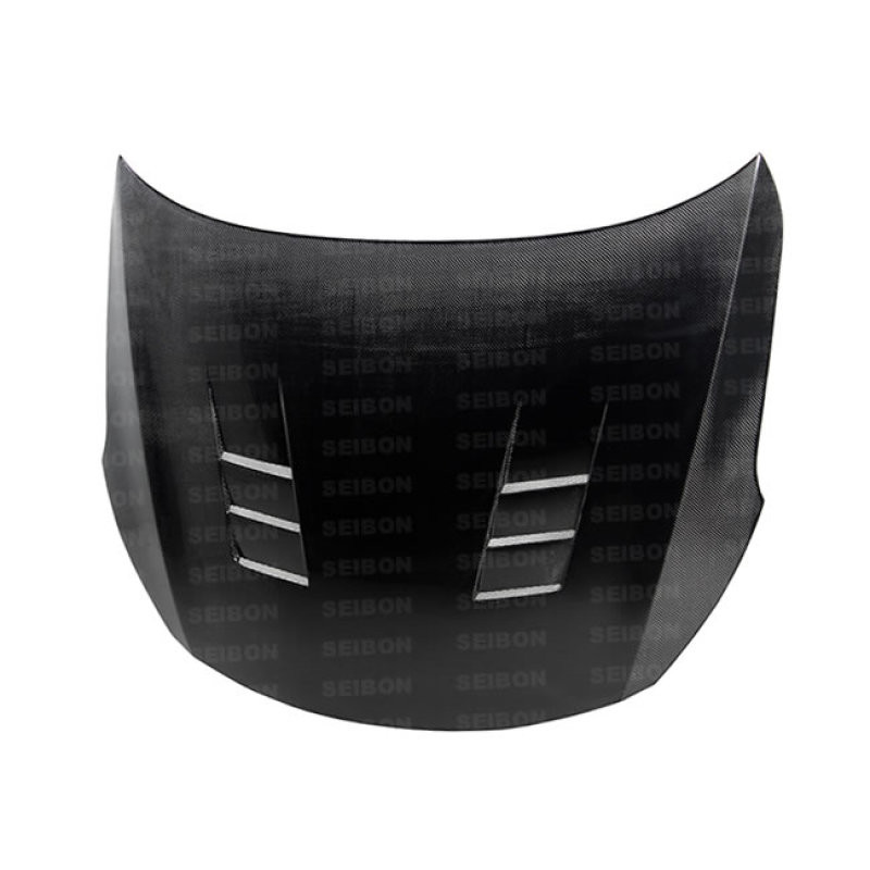 Seibon Carbon Fiber Hood | 10-15 Kia Optima (4DR)