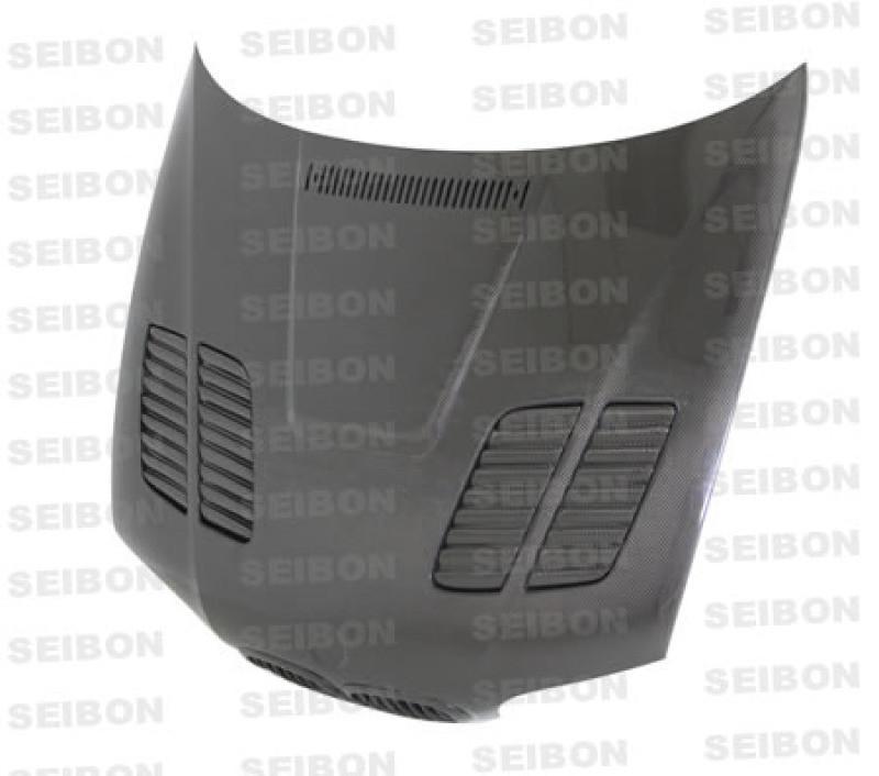 Seibon Carbon Fiber Hood | 01-06 BMW E46 M3 (2DR)