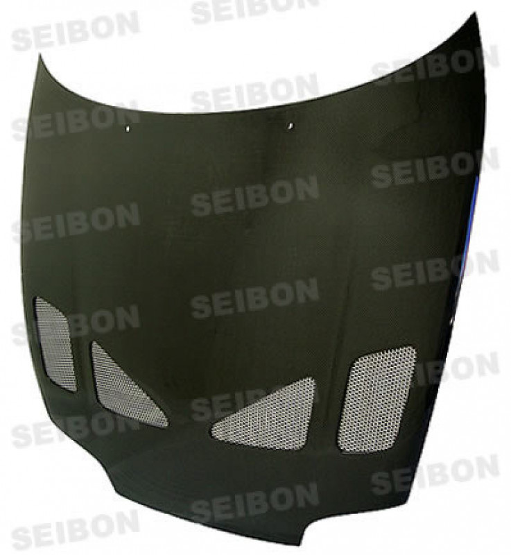 Seibon Carbon Fiber Hood | 93-98 Toyota Supra (3DR)