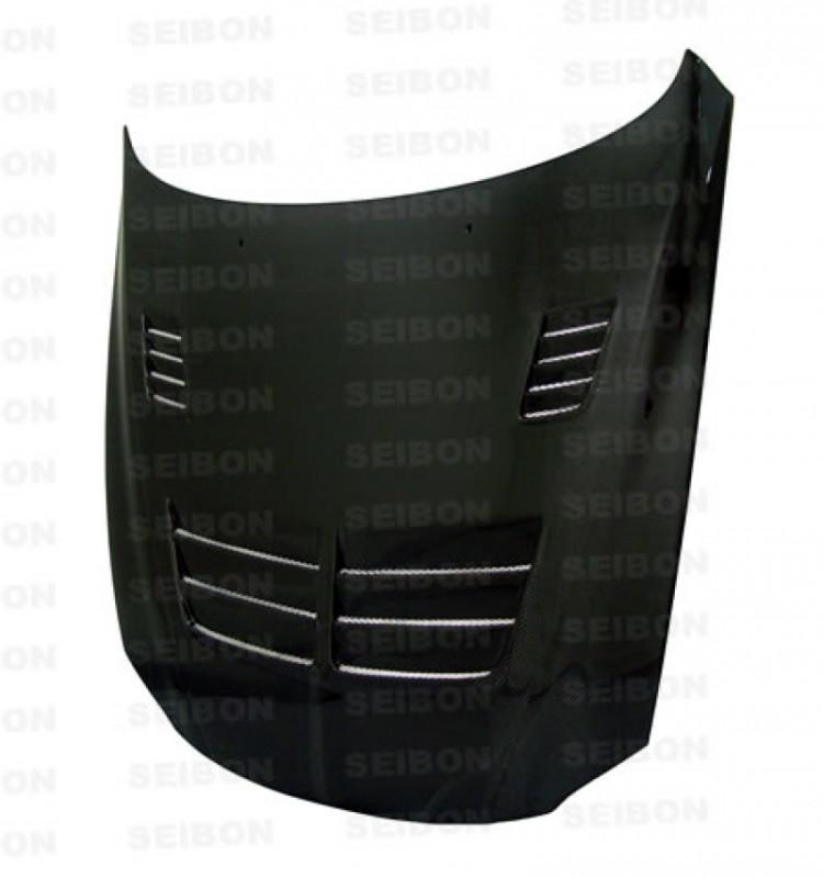 Seibon Carbon Fiber Hood | 92-00 Lexus SC 300 / SC 400 (2DR)