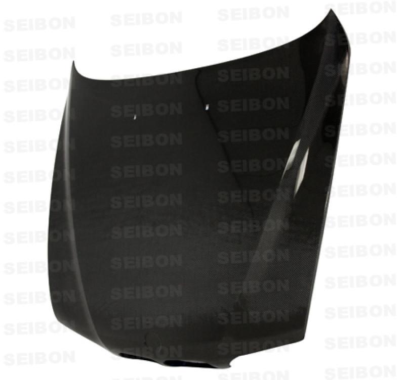 Seibon Carbon Fiber Hood   97-03 BMW E39 5 Series / M5 (4DR,5DR)
