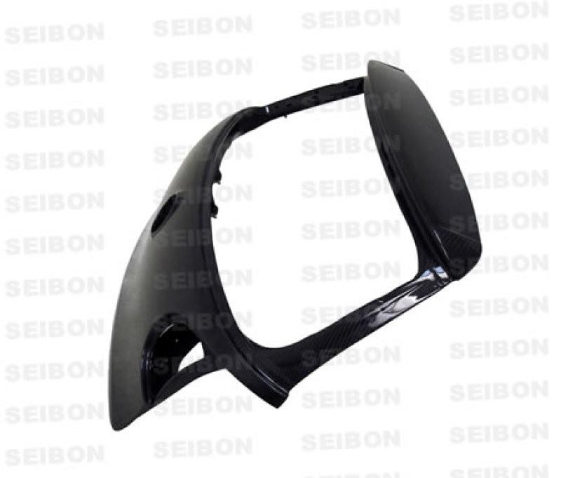 Seibon Carbon Fiber Trunk Lid | 06-09 Volkswagen Golf GTI (3DR,4DR)