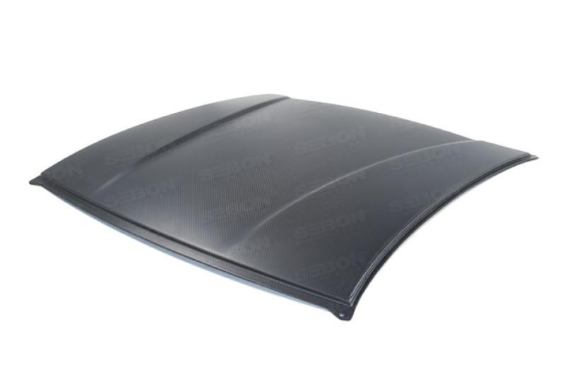 Seibon Dry Carbon Roof Replacement   13-20 Scion FR-S/Toyota 86/Subaru BRZ (2DR)