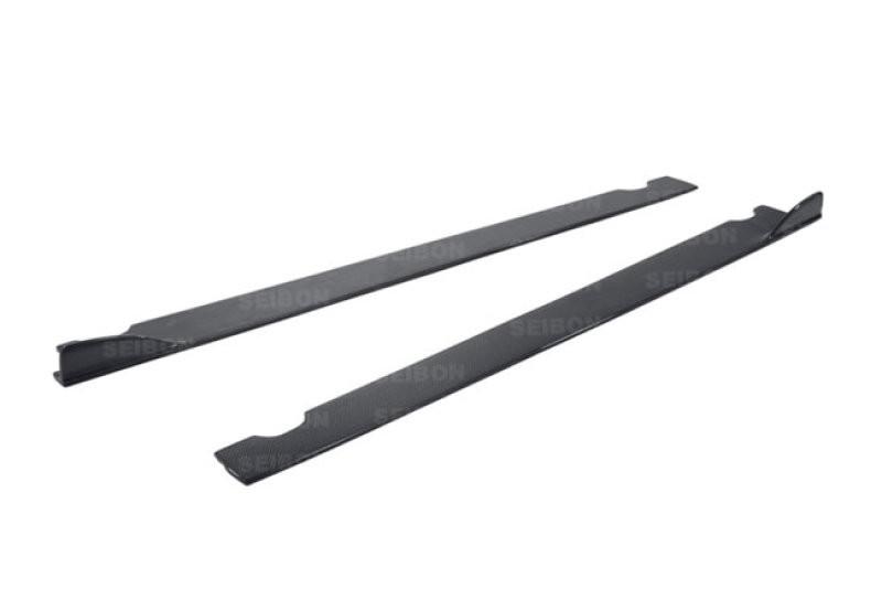 Seibon Carbon Fiber Side Skirts   13-20 Scion FRS/Toyota 86/Subaru BRZ (2DR)