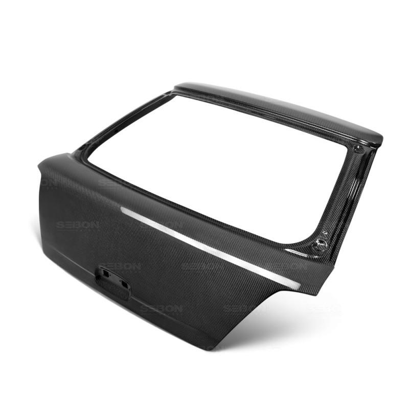 Seibon Carbon Fiber Trunk Lid   02-07 Subaru Impreza/WRX Wagon (5DR)