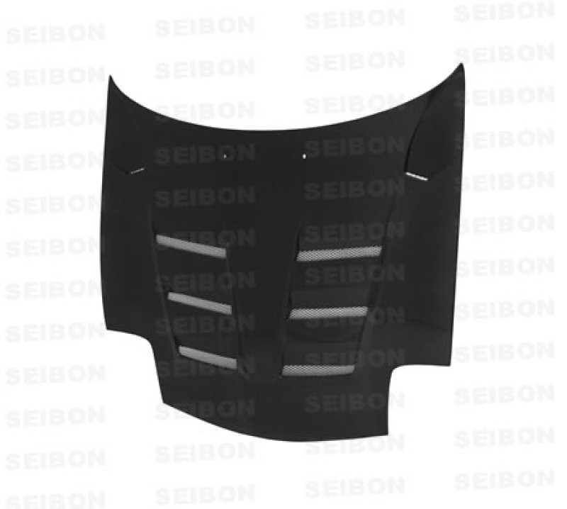 Seibon Carbon Fiber Hood | 93-02 Mazda RX-7 (3DR)