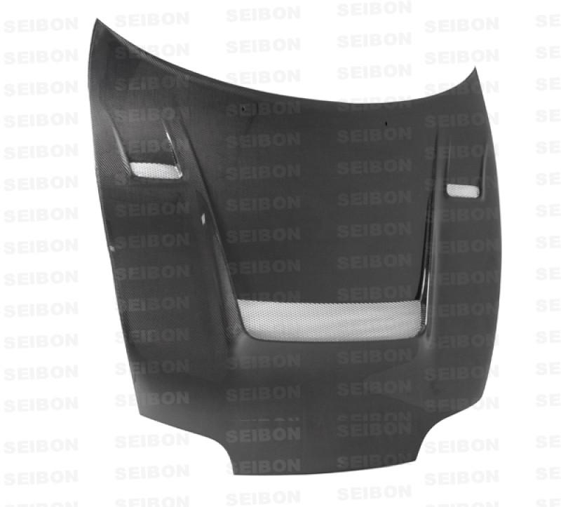 Seibon Carbon Fiber Hood|93-98 Toyota Supra|3DR