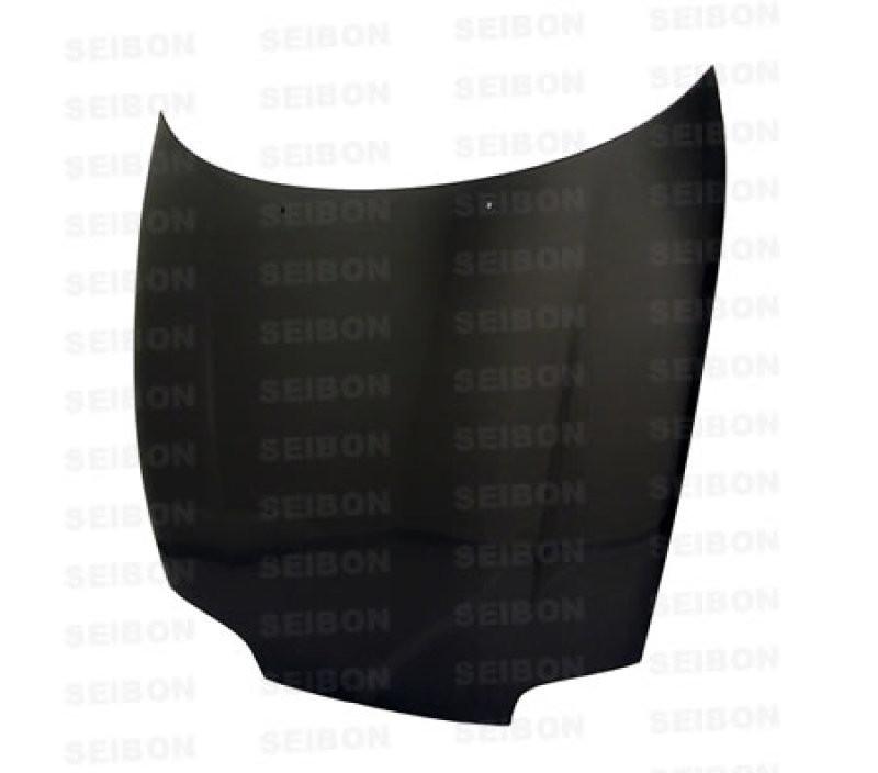 Seibon Carbon Fiber Hood 93-98 Toyota Supra Coupe 3DR