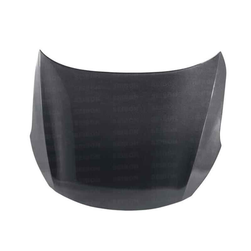 Seibon Carbon Fiber Hood|10-15 Kia Optima|Sedan|4DR