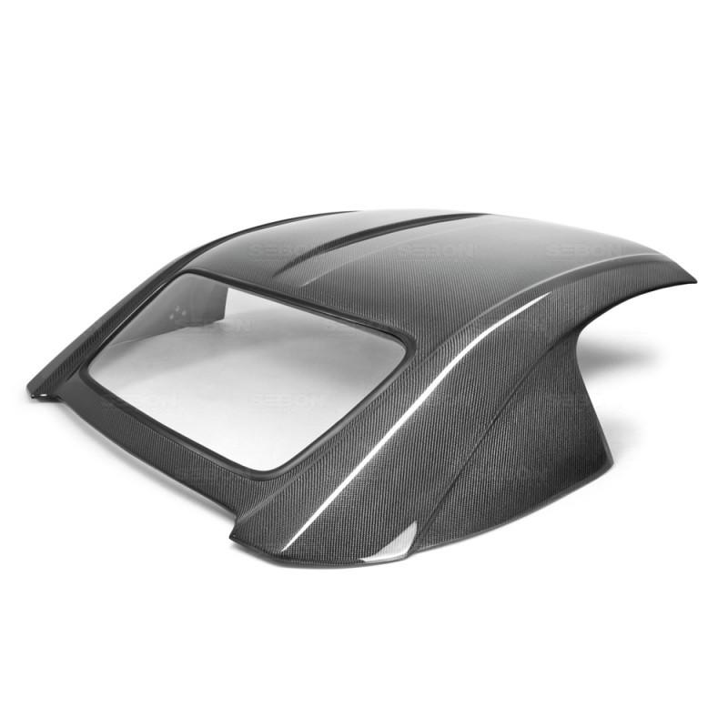 Seibon Carbon Hardtop|00-10 Honda S2000|Convertible