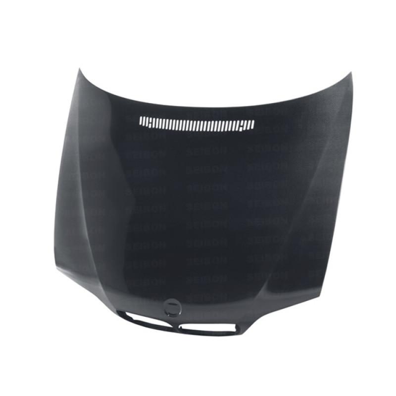 Seibon Carbon Fiber Hood|02-05 BMW E46 3 Series|Sedan