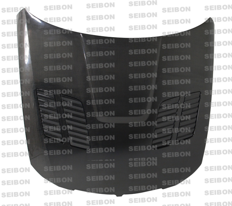 Seibon Carbon Fiber Hood|06-08 BMW E90 3 Series|Sedan|4DR