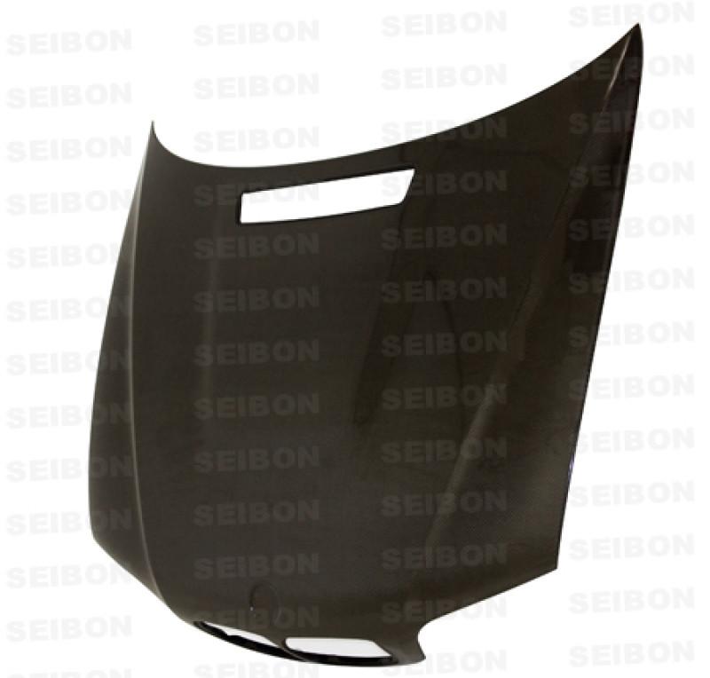 Seibon Carbon Fiber Hood|01-06 BMW E46 M3|Coupe/Convertible