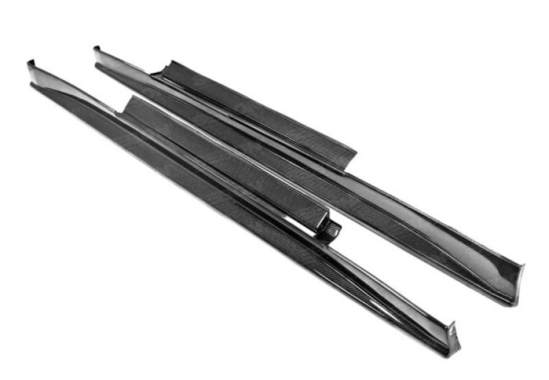 Seibon Carbon Fiber Side Skirts|09-16 Nissan GT-R