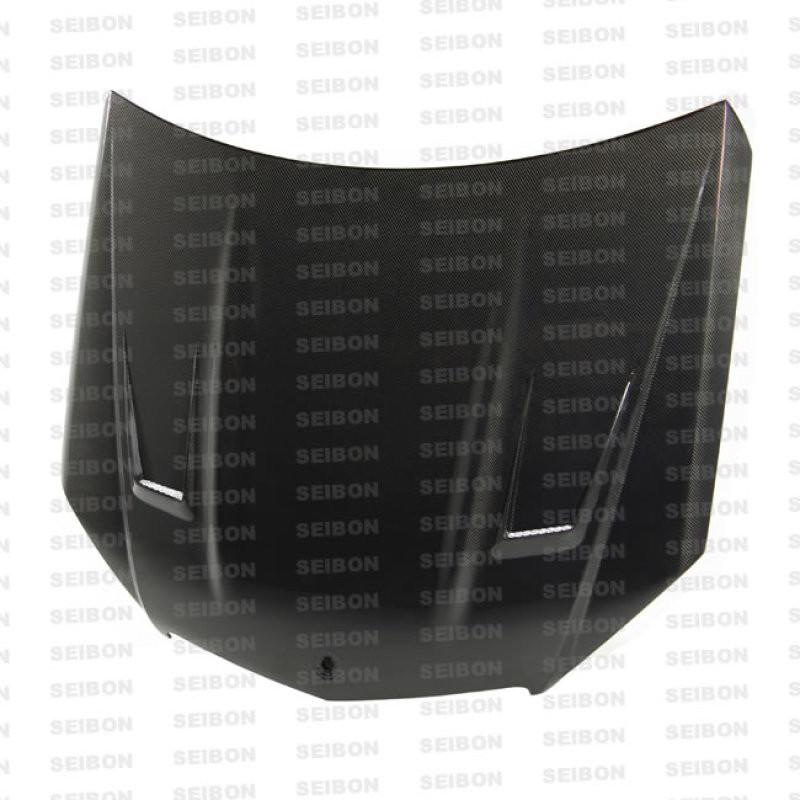 Seibon Carbon Fiber Hood|08-11 Mercedes AMG C 63|Sedan
