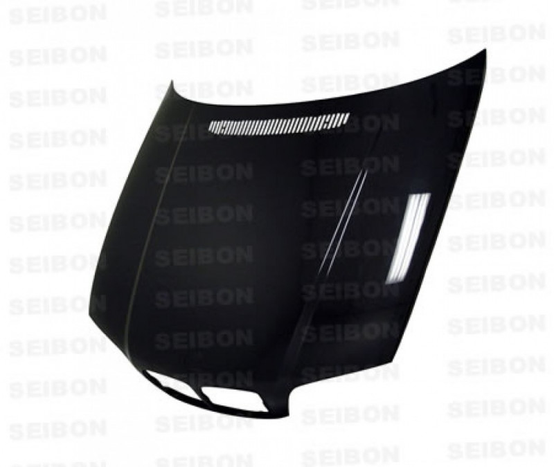 Seibon Carbon Fiber Hood|00-03 BMW E46 3 Series|Coupe/Convertible