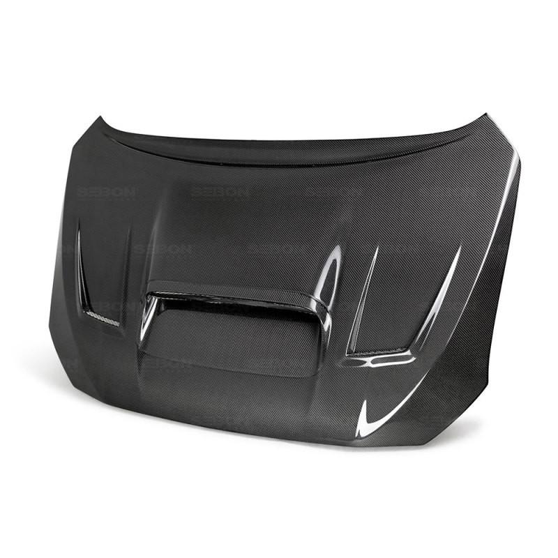 Seibon Carbon Fiber Hood|15-20 Subaru WRX/STI