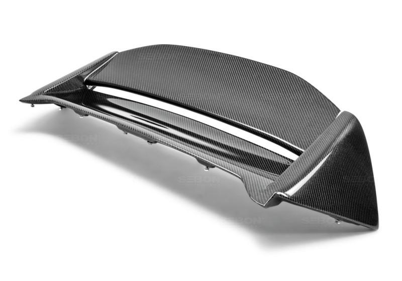 Seibon Carbon Fiber Rear Spoiler 02-05 Honda Civic SI Hatchback