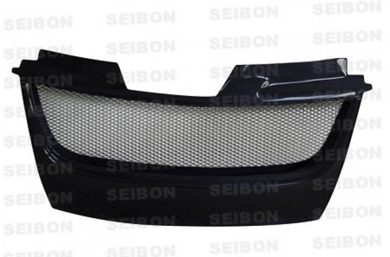 Seibon Carbon Fiber Front Grille 06-09 Volkswagen Golf GTI 3DR/4DR