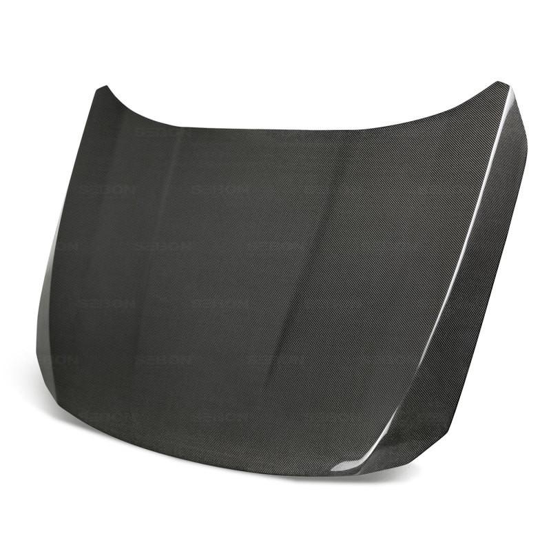 Seibon Carbon Fiber Hood|18-20 Honda Accord|Sedan
