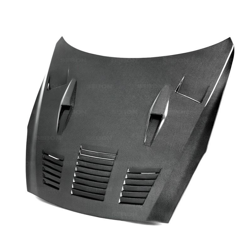 Seibon Carbon Fiber Hood|09-16 Nissan GT-R|Coupe