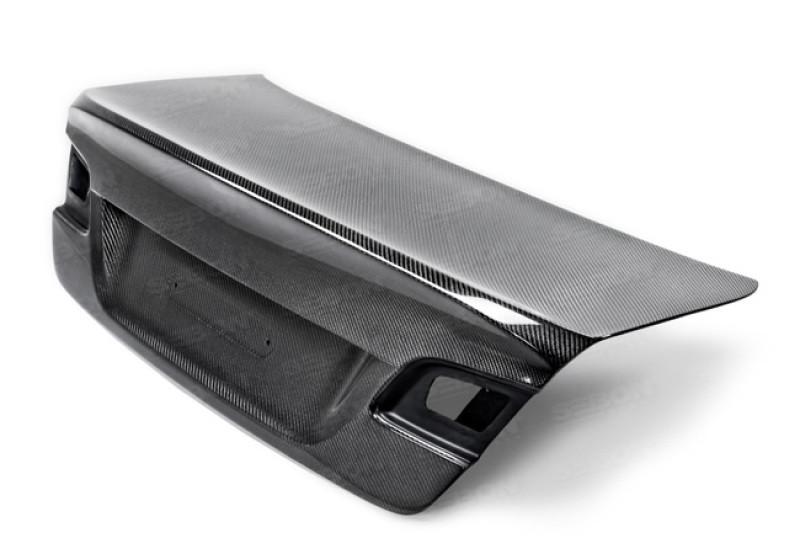 Seibon Carbon Fiber Trunk Lid|07-13 BMW E92 3 Series/M3|Coupe