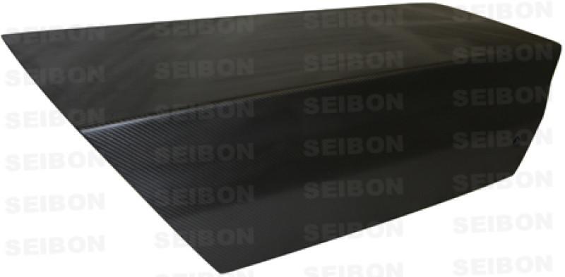 Seibon Dry Carbon Trunk Lid|03-07 Mitsubishi Lancer Evo|Sedan