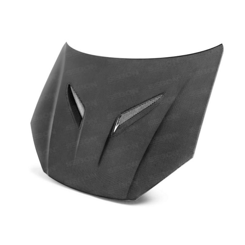 Seibon Carbon Fiber Hood|13-16 Hyundai Genesis|Coupe