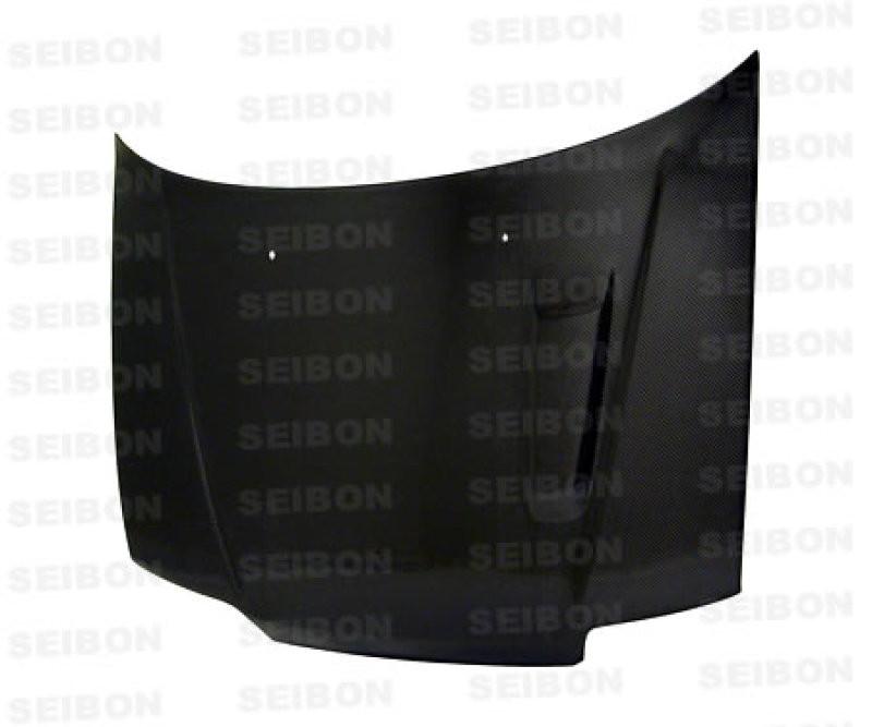 Seibon Carbon Fiber Hood 88-91 Honda Civic HB/CRX 3DR