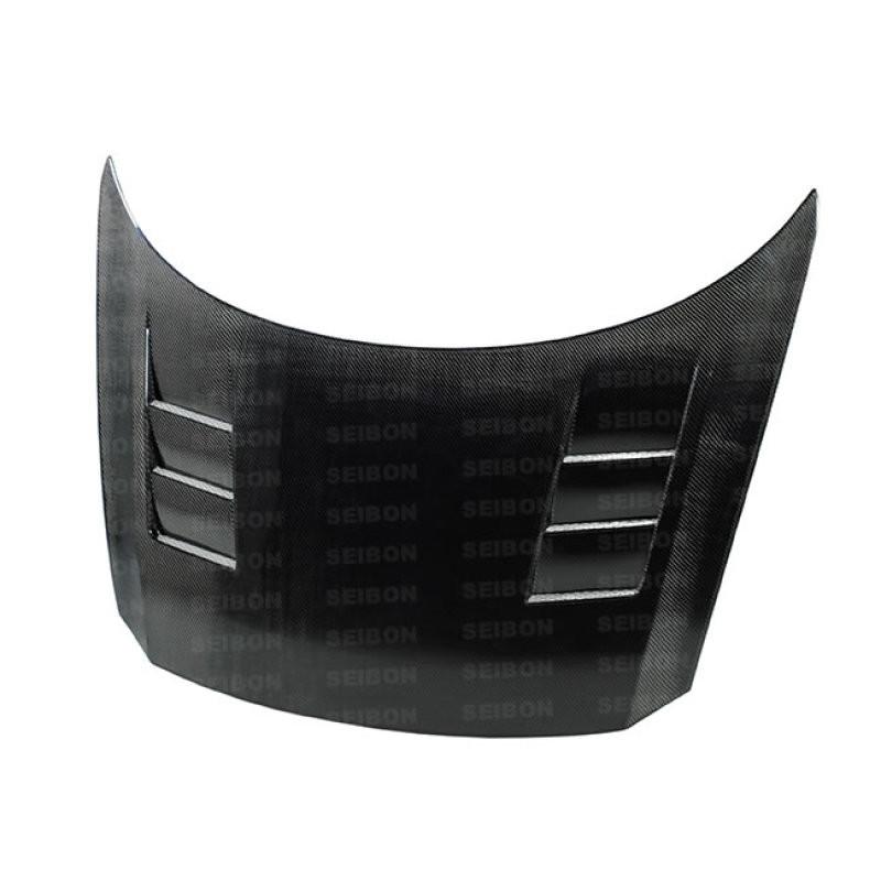 Seibon Carbon Fiber Hood 11-16 Honda CR-Z 3DR