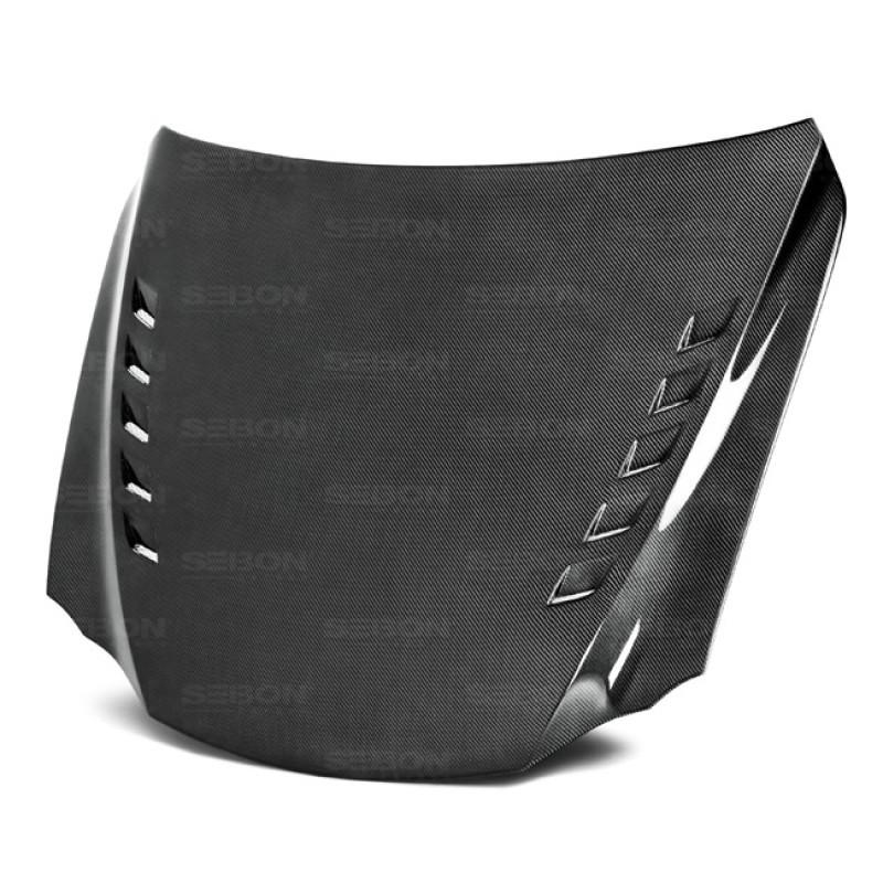 Seibon Carbon Fiber Hood|14-20 Lexus IS