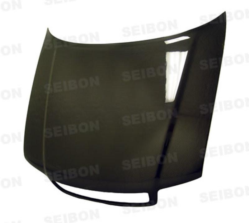 Seibon Carbon Fiber Hood|96-01 Audi A4|Sedan/Wagon